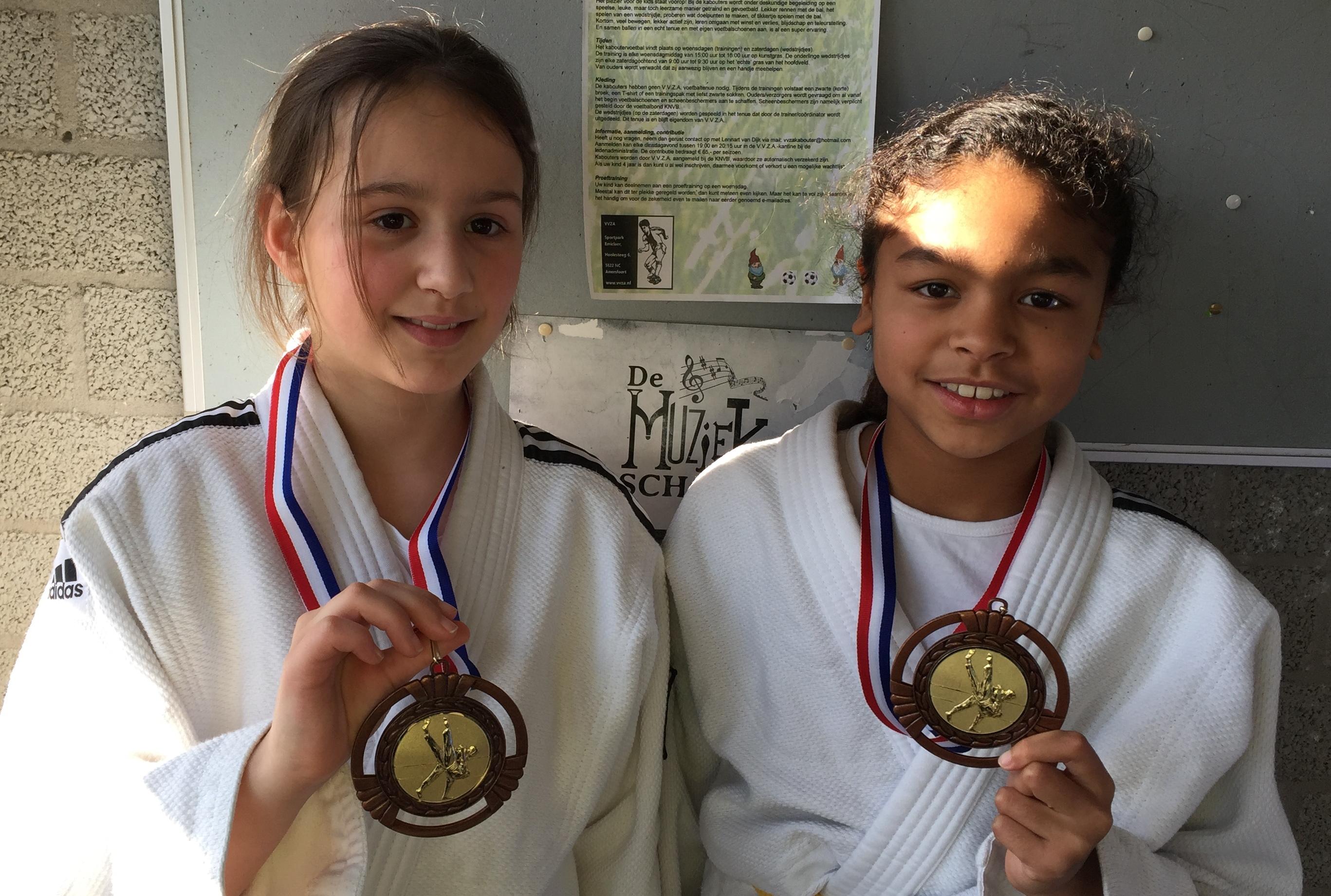 Zondag 4 februari 2018 24e Hoogland judotoernooi