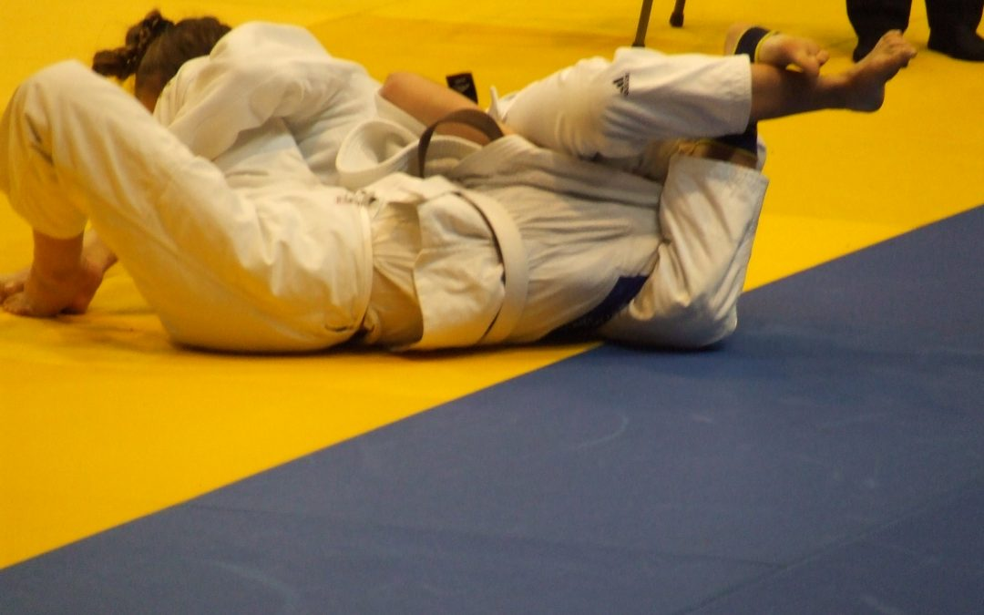 Internationale open judokampioenschappen in Antwerpen